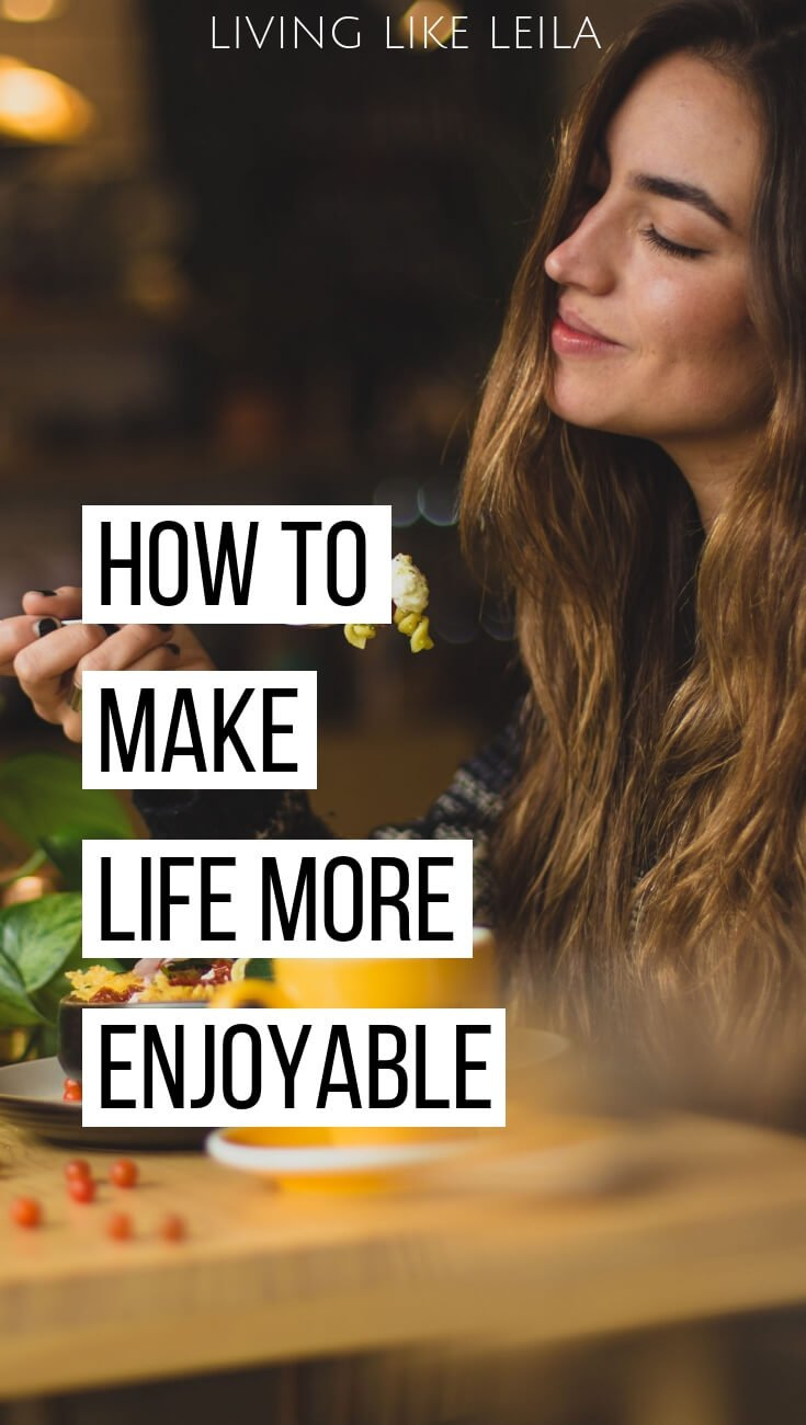Are you feeling bored and unfulfilled in life? Start implementing these tips in order to slow down, worry less, and find happiness again. You can take small steps to make life interesting and more enjoyable!