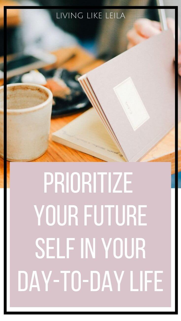 If you can give up short-term satisfaction and prioritize your health, wealth, and relationships now, you'll create the future you desire. www.LivinglikeLeila.com