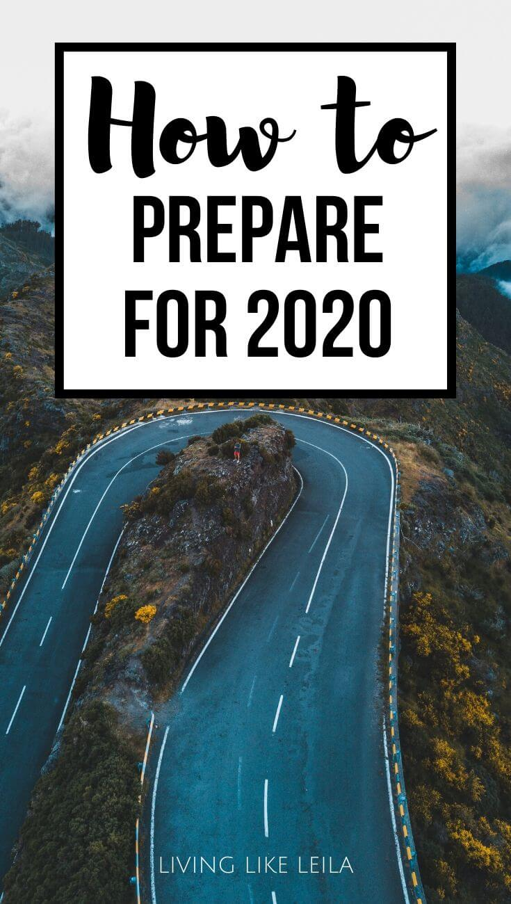 A new year and new decade is right around the corner! These few things can help you prepare for 2020 and make it your best year yet! www.LivinglikeLeila.com