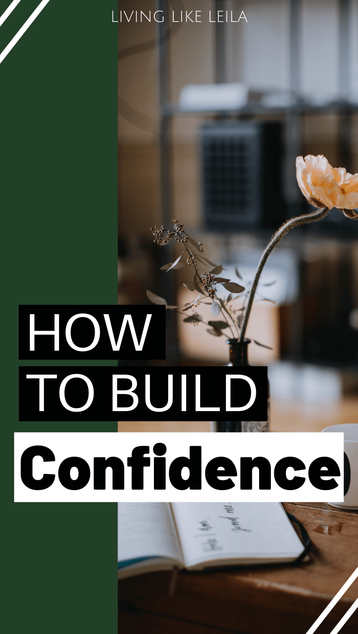 Confidence leads to self-love, positive actions, and success. Learn how to build confidence in yourself and your abilities so you can reach your full potential! www.LivinglikeLeila.com