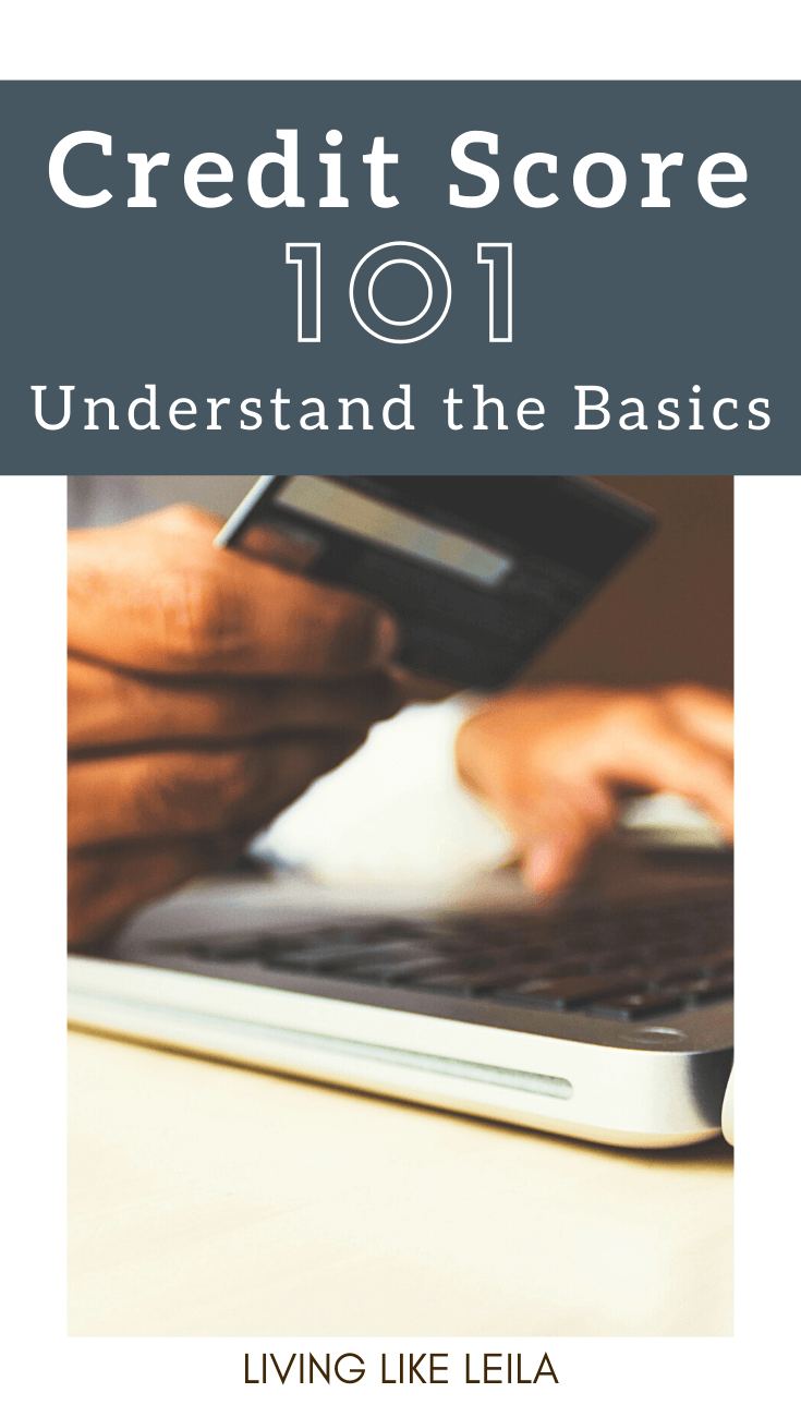 Everything you need to know to understand the basics of your credit score. You'll understand: -Why your credit score is important -How to build your credit -What factors make up your credit score -and How to Track your credit score  Check it out at www.LivinglikeLeila.com